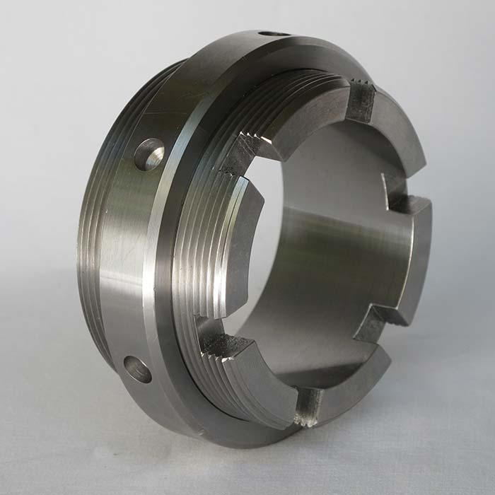 CNC Werkstück der Toni Obele GmbH