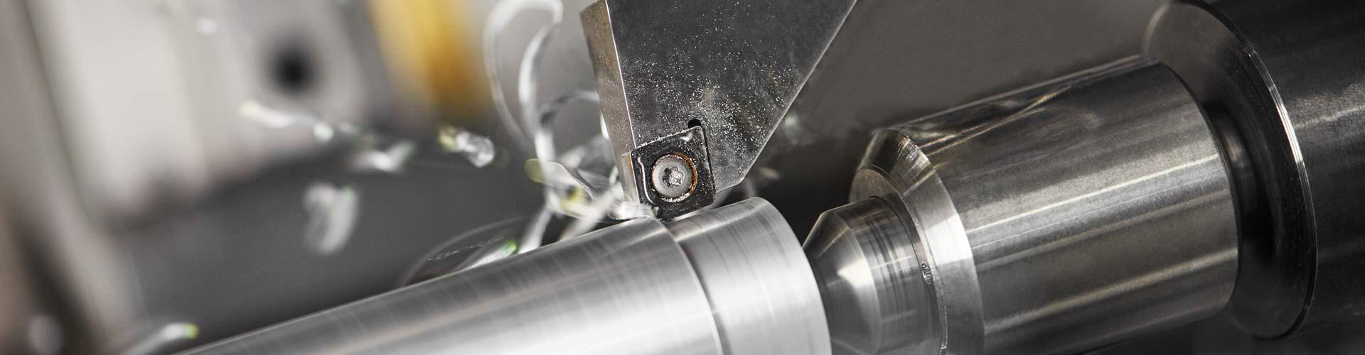 CNC Werkstück bei Toni Obele Mechanische Werkstätten